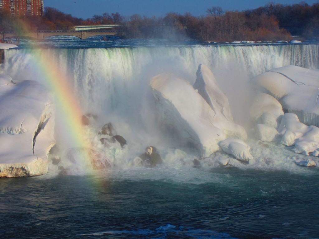 Niagara Falls - Rainbow
