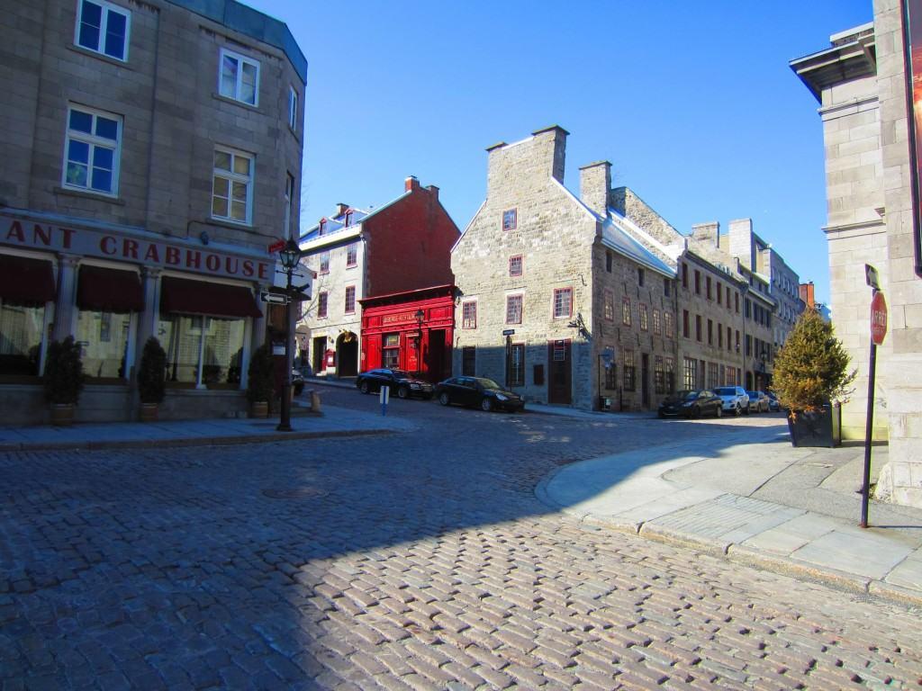 Old Part of Montréal