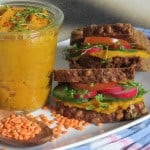 Red Lentil & Sweet Potato Spread