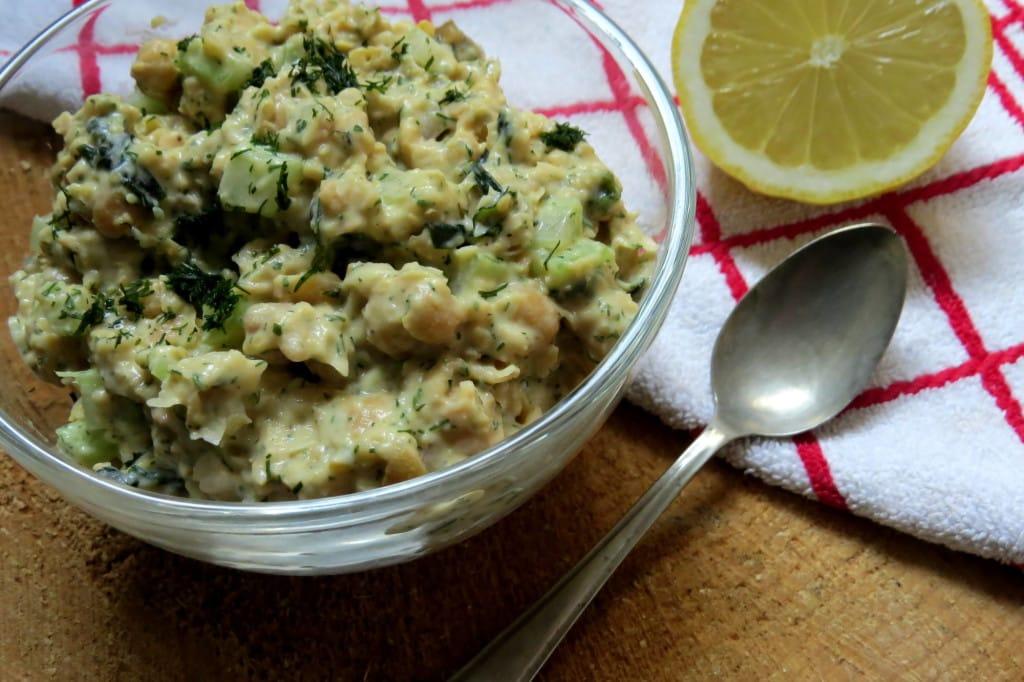 ... tuna salad discover the amazing jackfruit with this vegan tuna salad