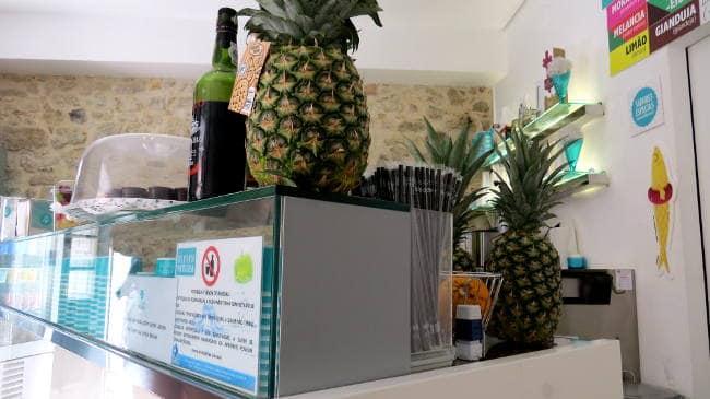 Fresh Fruit Juices, Castelo de Sao Jorge