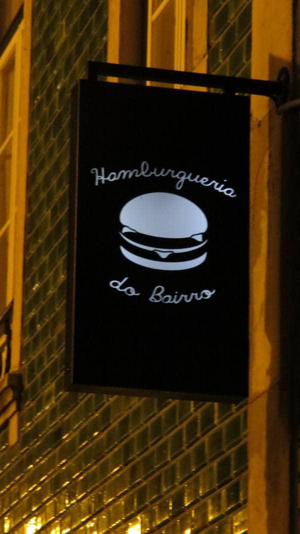 Hamburgeria do Bairro, Vegan in Lisbon