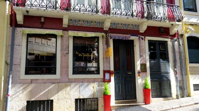 Os Tibetanos, Vegan in Lisbon