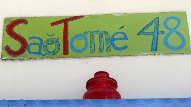 Sao Tome 48, Vegan in Lisbon