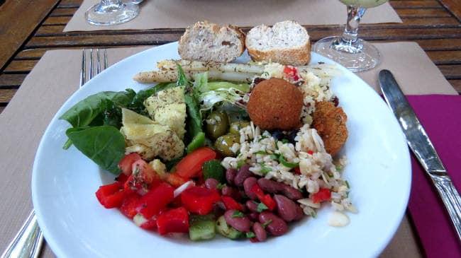Terra First Course, Vegan in Lisbon