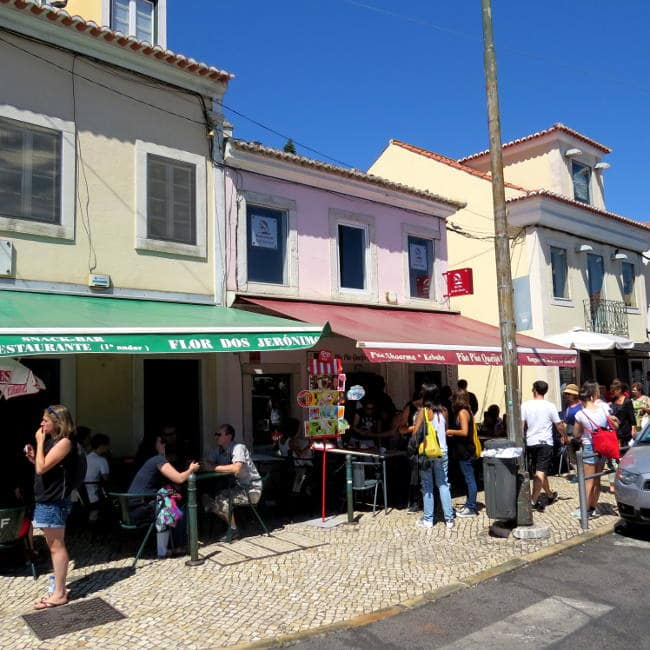 Vegan in Lisbon, Belém