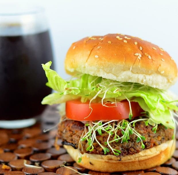 35 Veggie Burgers Everyone Will Love
