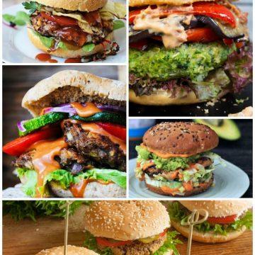 35 Veggie Burgers Everyone Will Love