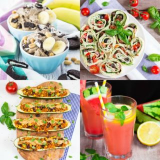 10 Delicious Vegan Summer Recipes