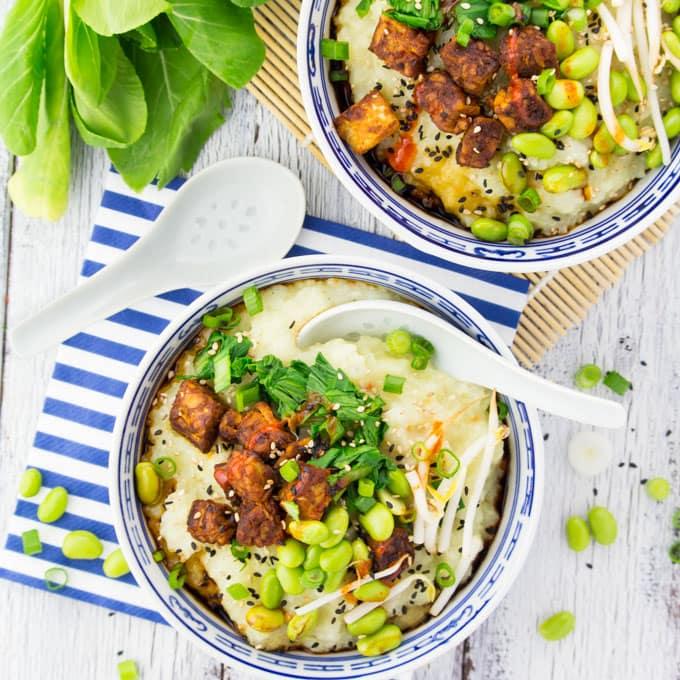 Congee (Rice Porridge)