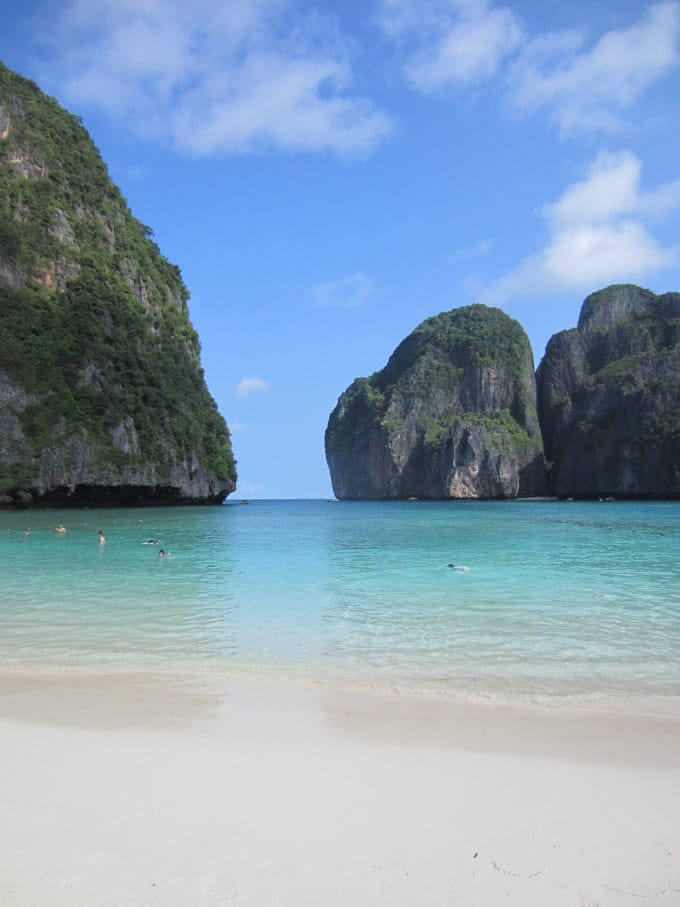 Maya Bay, Ko Phi Phi Islands