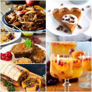 28 Vegan Thanksgiving Recipes