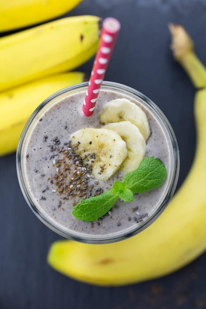 Banana Smoothie without Yogurt and Milk