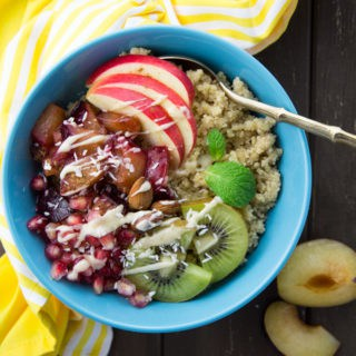 Couscous Dessert Bowl