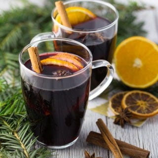 Mulled Wine – Super Simple Recipe!