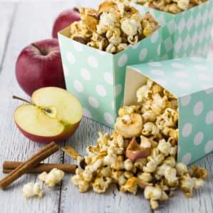 Apple Strudel Popcorn