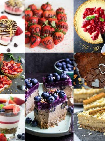 30 Vegan Treats for Valentine's Day