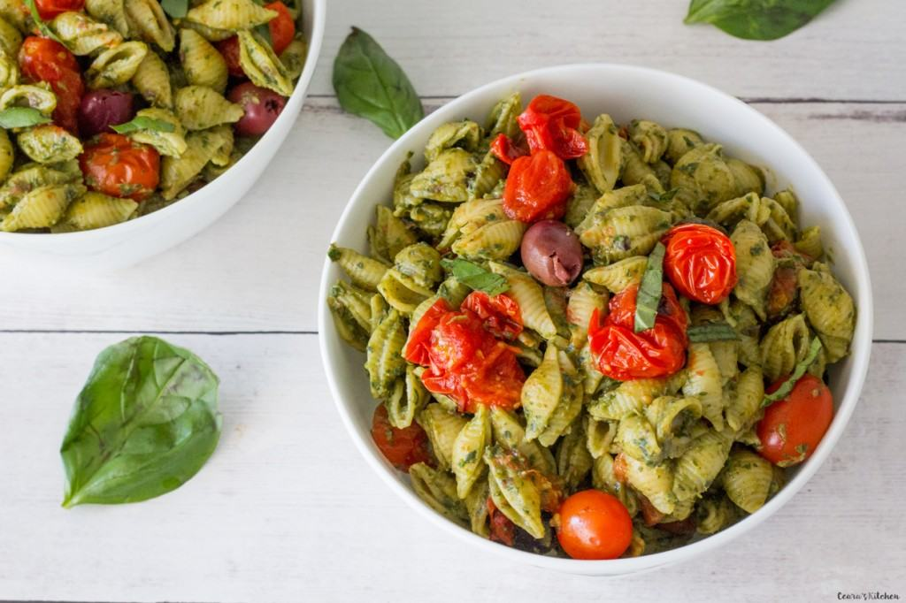 30 Delicious Vegan Pasta Recipes
