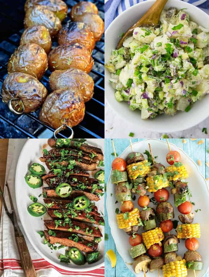 Vegan BBQ & Grilling Recipes