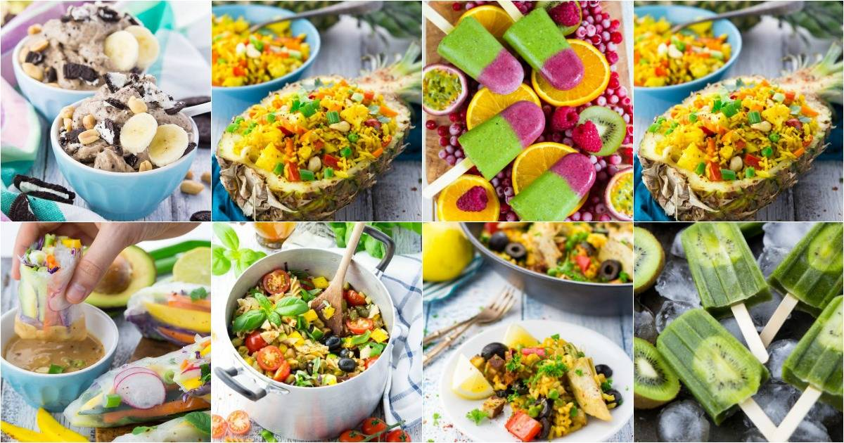 10 Amazing Healthy Summer Recipes