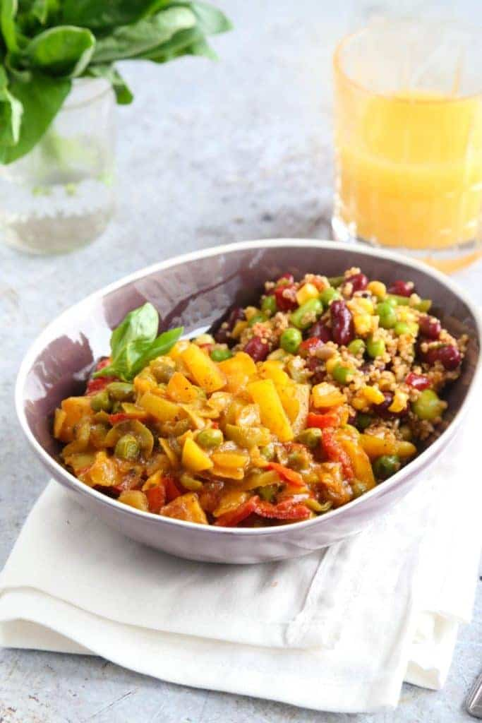 35 Easy Vegan Weeknight Dinners 18