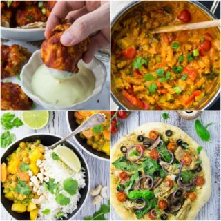 10 Amazing Vegan Comfort Food Recipes