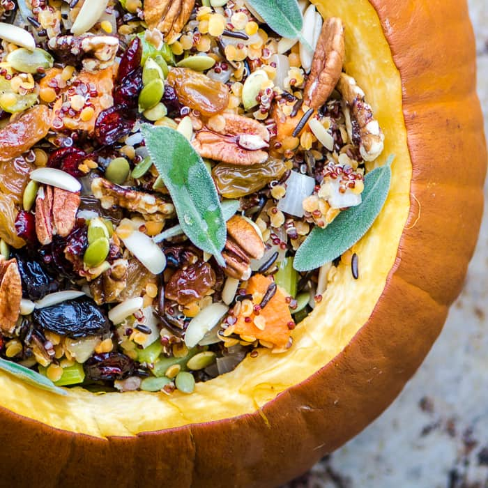 35 Stunning Vegan Pumpkin Recipes You Need To Try This Fall (27)