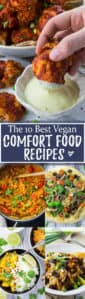 10 Amazing Vegan Comfort Food Recipes - Vegan Heaven