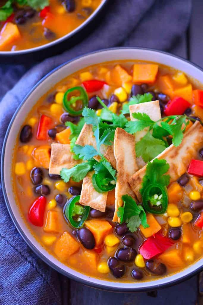 30 Easy Vegan One Pot Meals