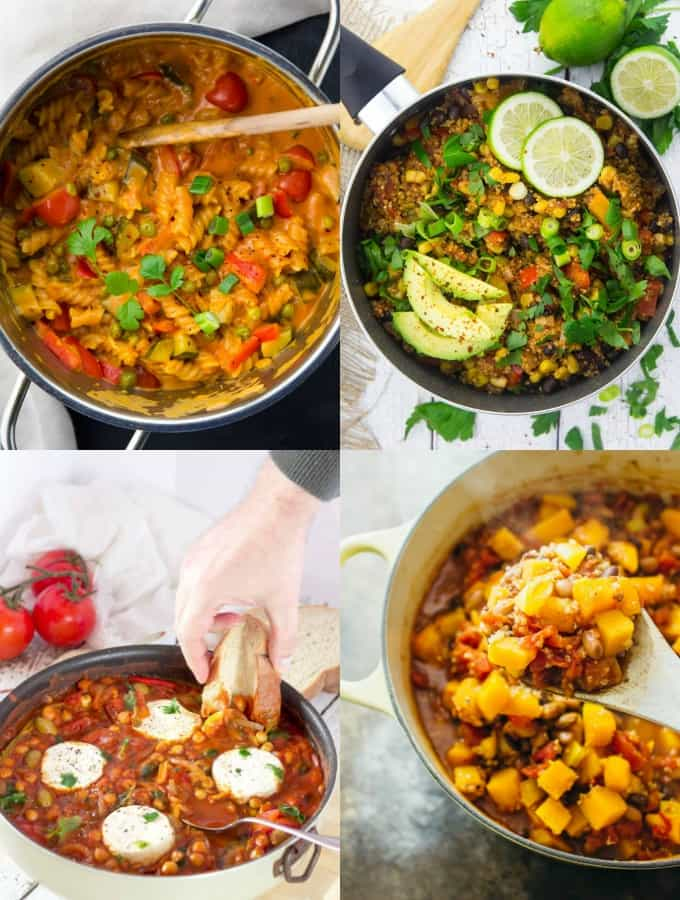 30 easy vegan one pot meals vegan heaven 30 easy vegan one pot meals forumfinder Images