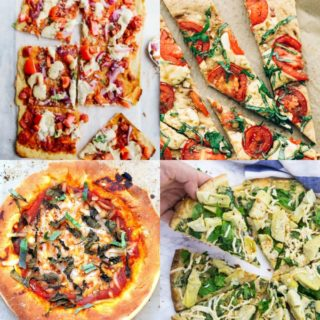 19 Drool-Worthy Vegan Pizza Recipes