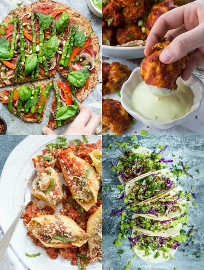 20 Game-Changing Vegan Cauliflower Recipes