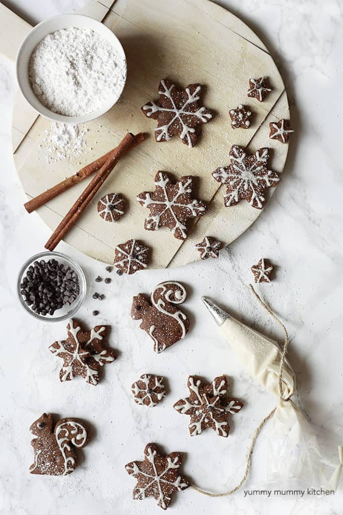 20 Amazing Vegan Christmas Cookies