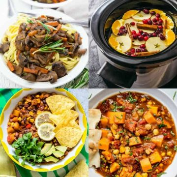 22 Easy Vegan Slow Cooker Recipes
