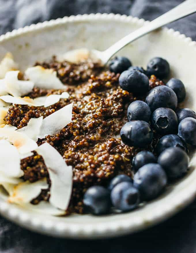 23 Healthy Vegan Quinoa Recipes