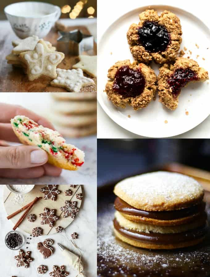 25 Amazing Vegan Christmas Cookies