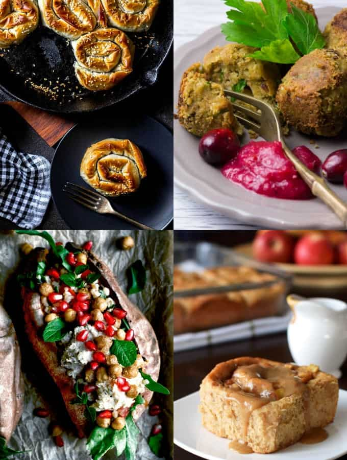 30 Festive Vegan Christmas Recipes