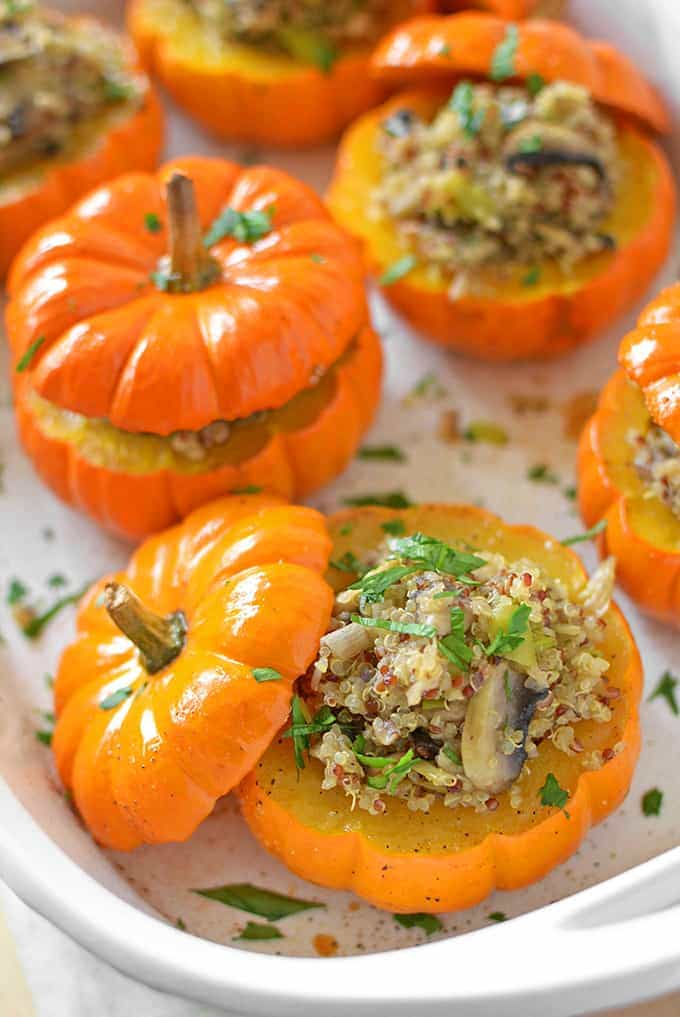 38 Festive Vegan Thanksgiving Recipes