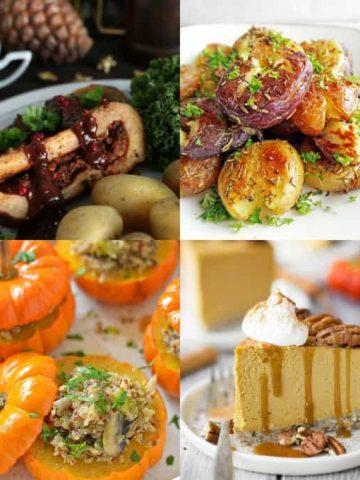 38 Festive Vegan Thanksgiving Recipes