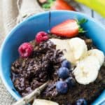 Quinoa Porridge with Chocolate (Ready in Only 5 Minutes!)