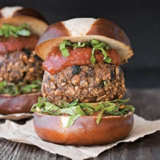 Vegan Meatball Burger & Vegan Burgers & Burritos Cookbook Review