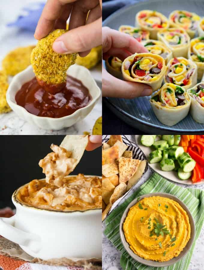 30 Crowd-Pleasing Vegan Party Recipes