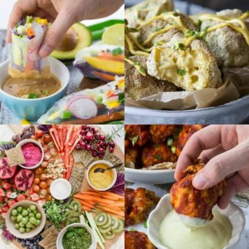 30 Amazing Vegan Party Recipes