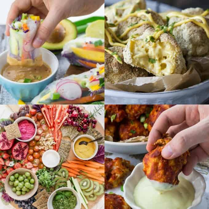 30 Amazing Vegan Party Recipes