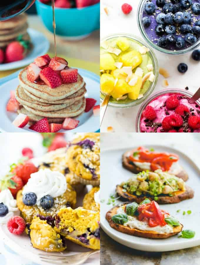 27 Delicious Vegan Breakfast Recipes (Sweet & Savory)