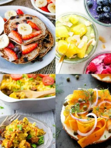 27 Delicious Vegan Breakfast Recipes (Sweet & Savory)