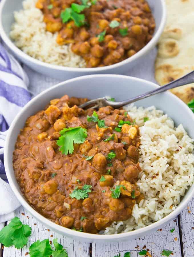 Indian Food Mild In America