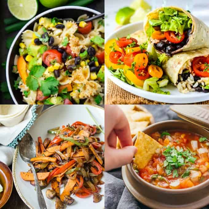 Vegan mexican food 38 drool worthy recipes vegan heaven forumfinder Choice Image