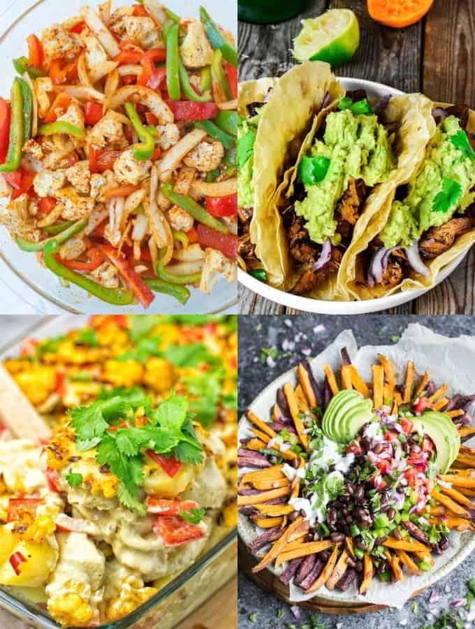 Vegan Mexican Food - 38 Drool-Worthy Recipes! - Vegan Heaven