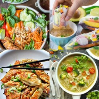 50 Amazing Vegan Asian Recipes